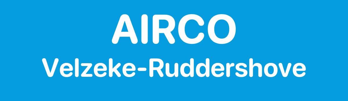 Airco in Velzeke-Ruddershove