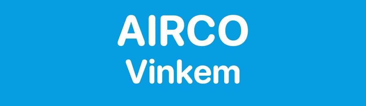 Airco in Vinkem