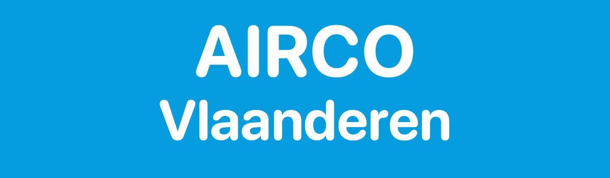 Airco in Vlaanderen