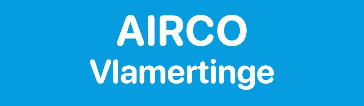 Airco in Vlamertinge