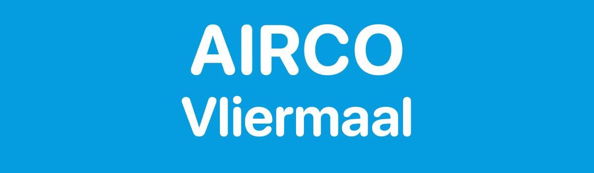 Airco in Vliermaal