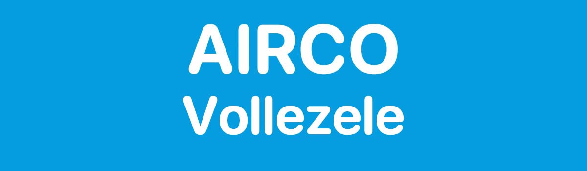 Airco in Vollezele