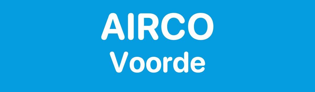 Airco in Voorde