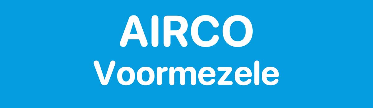 Airco in Voormezele