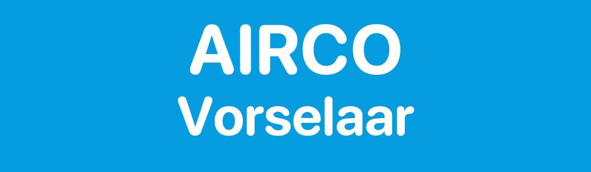 Airco in Vorselaar