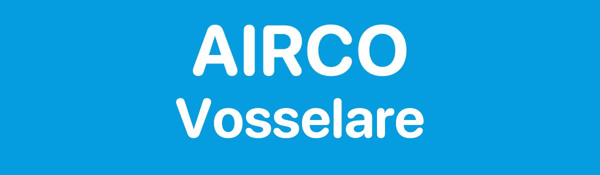 Airco in Vosselare