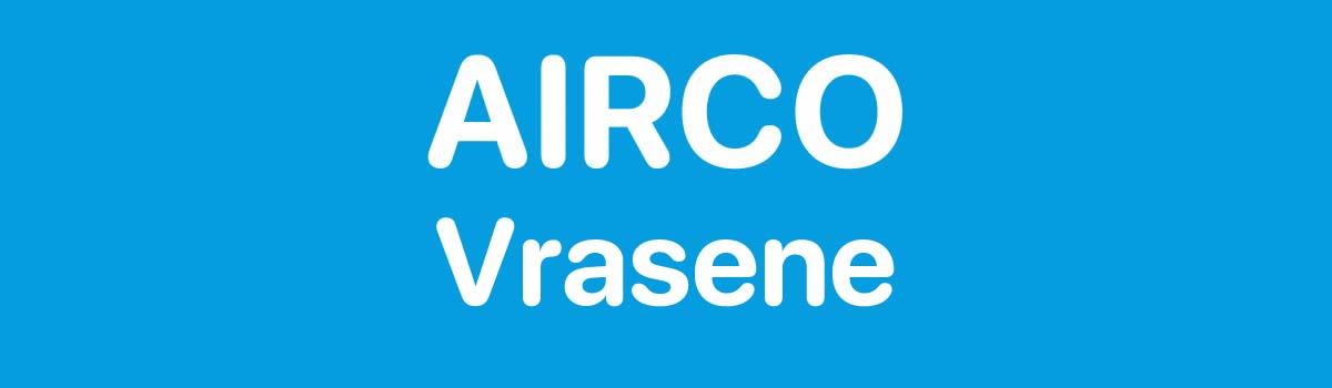 Airco in Vrasene
