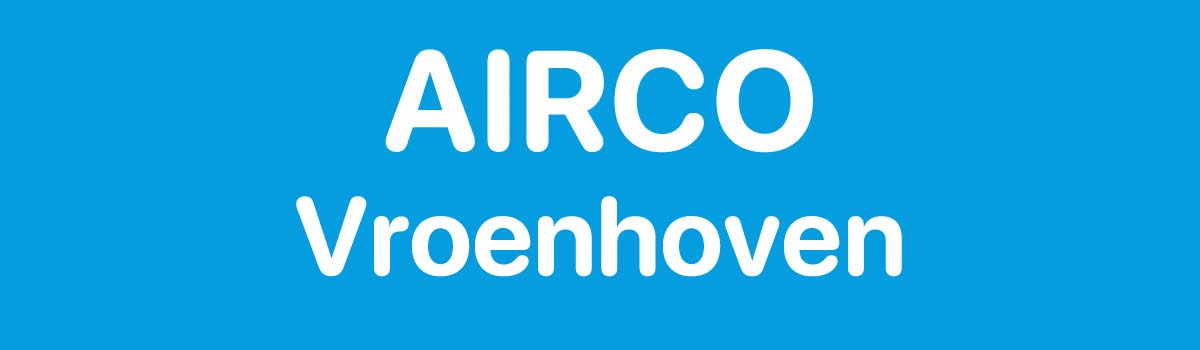 Airco in Vroenhoven