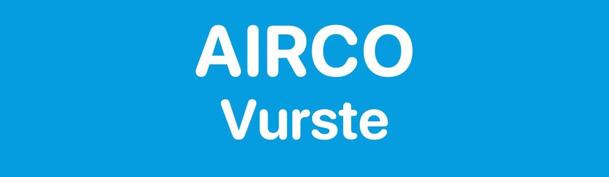 Airco in Vurste