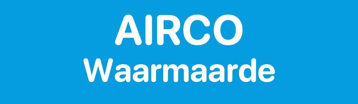 Airco in Waarmaarde
