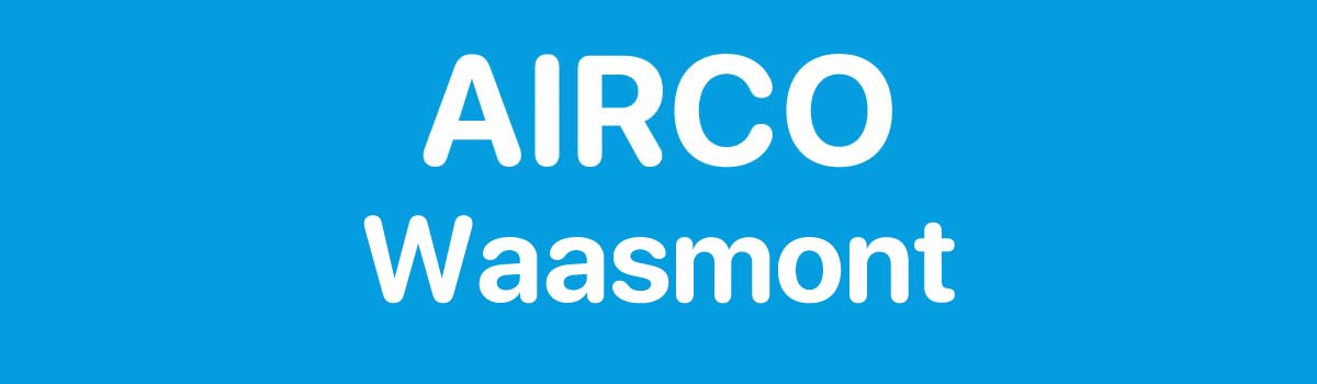 Airco in Waasmont
