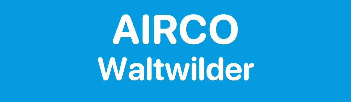 Airco in Waltwilder