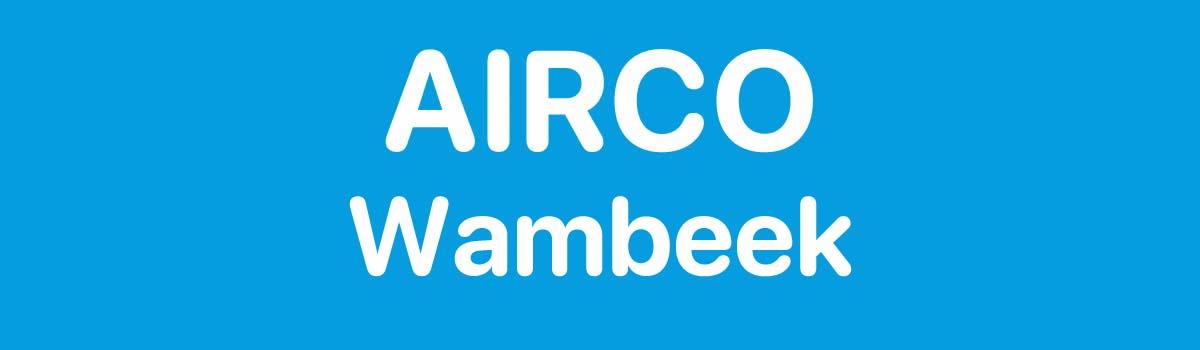 Airco in Wambeek