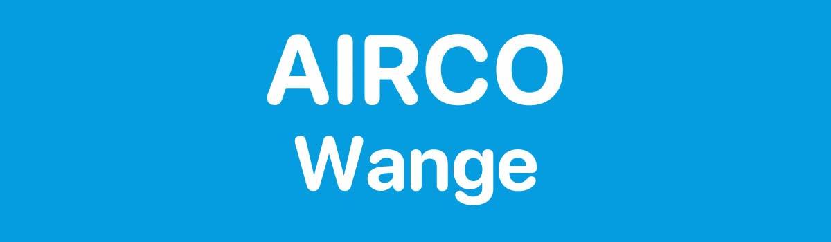 Airco in Wange