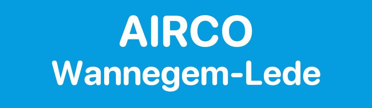 Airco in Wannegem-Lede