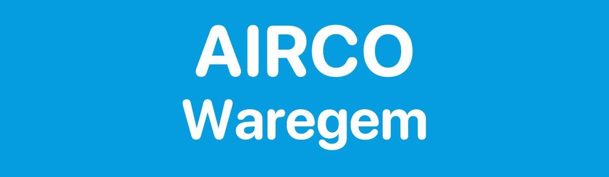 Airco in Waregem