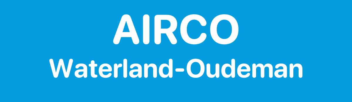 Airco in Waterland-Oudeman