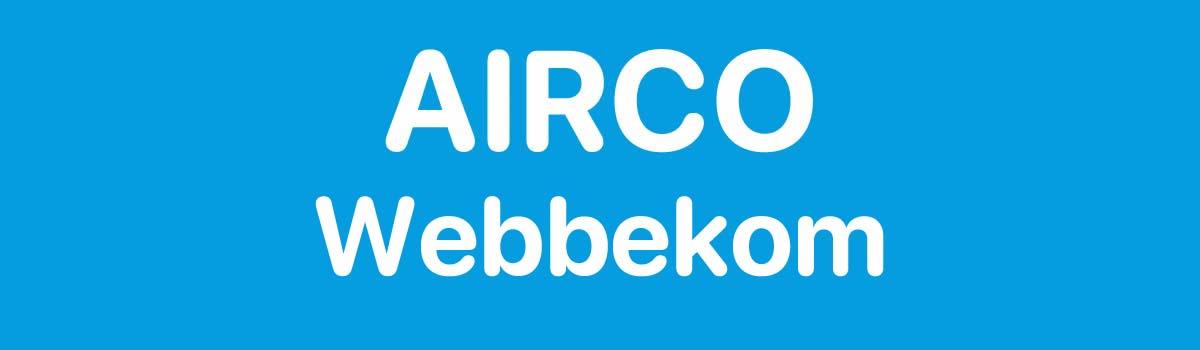 Airco in Webbekom