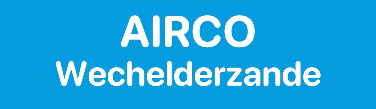 Airco in Wechelderzande