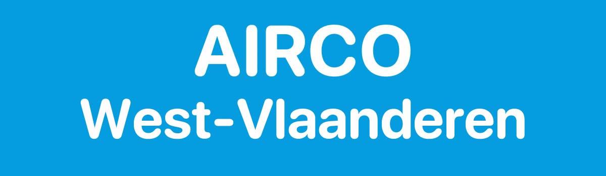 Airco in West-Vlaanderen