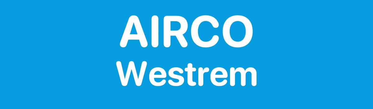 Airco in Westrem