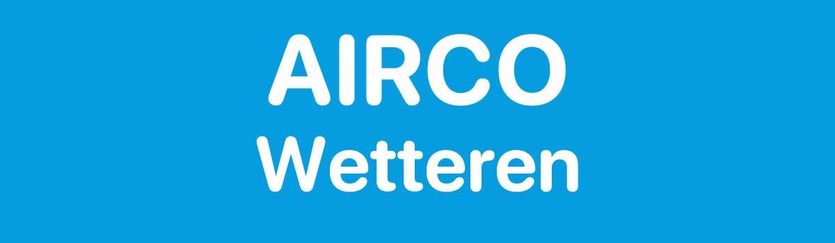Airco in Wetteren