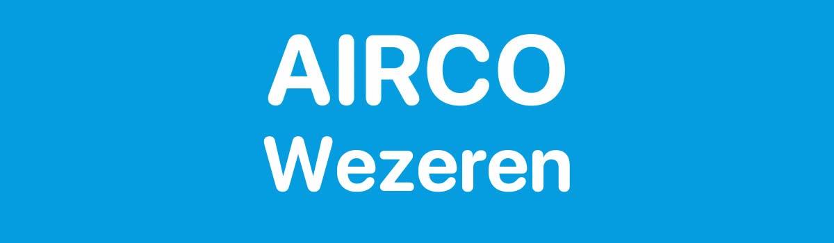 Airco in Wezeren