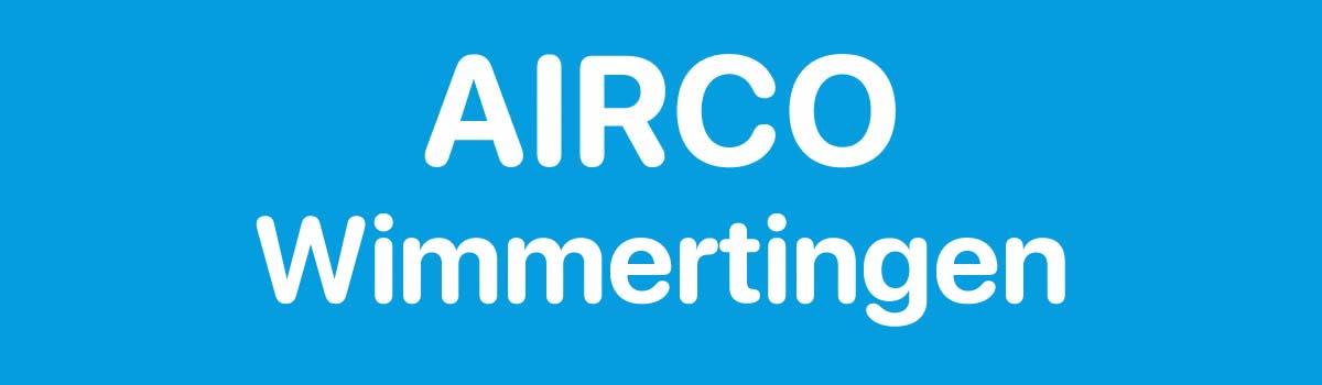 Airco in Wimmertingen