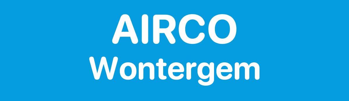 Airco in Wontergem