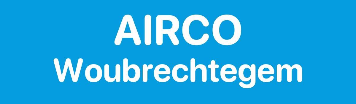 Airco in Woubrechtegem