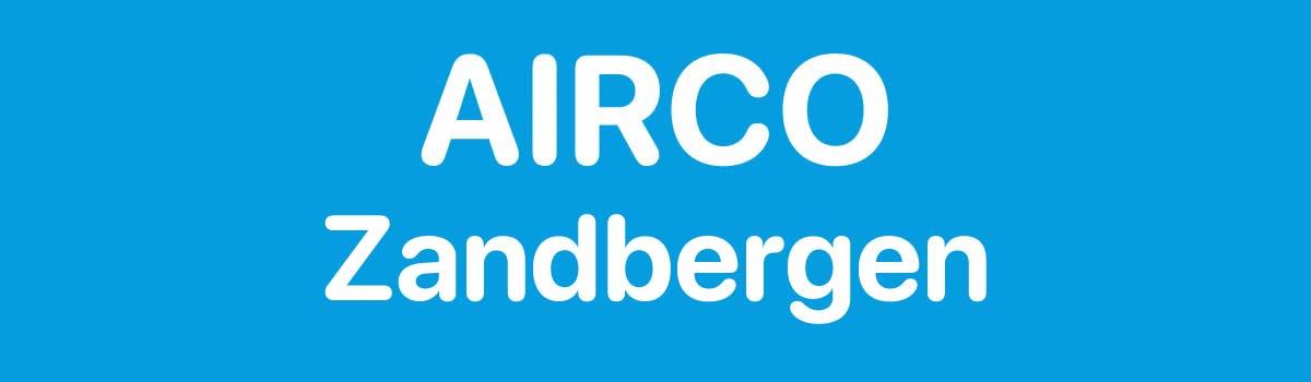Airco in Zandbergen
