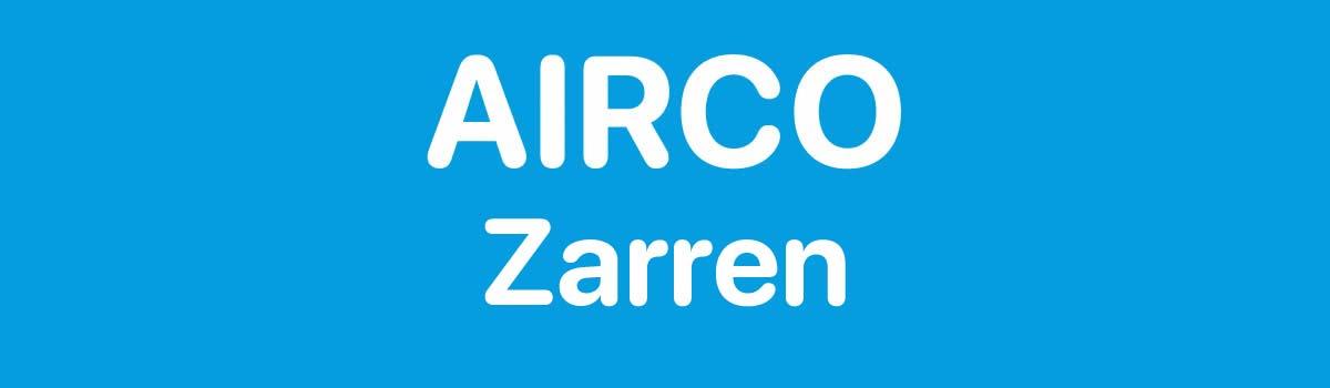 Airco in Zarren