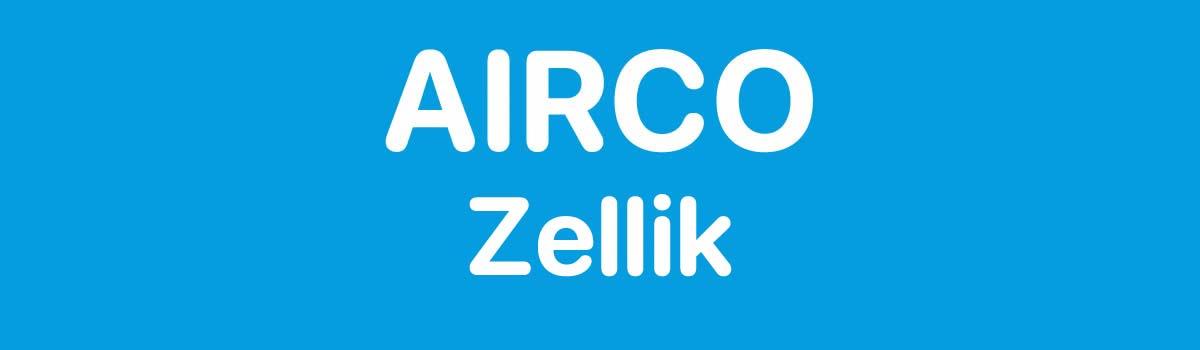 Airco in Zellik
