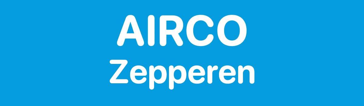 Airco in Zepperen