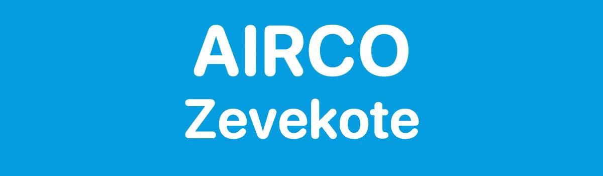 Airco in Zevekote