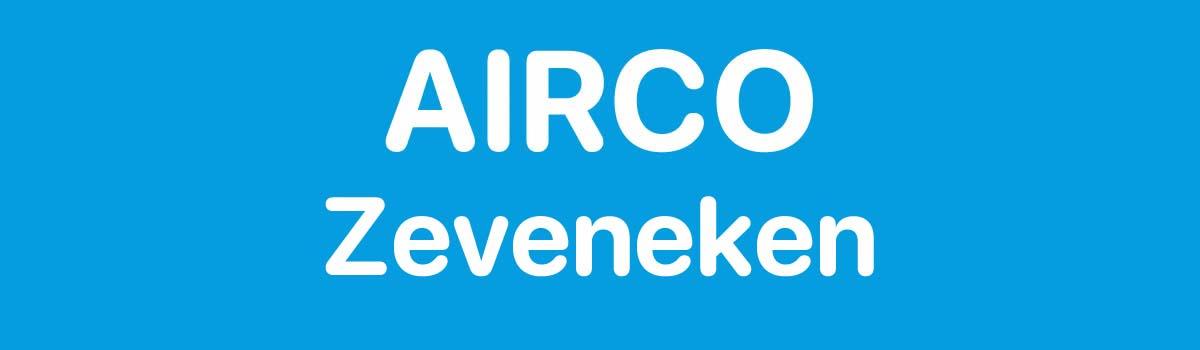 Airco in Zeveneken
