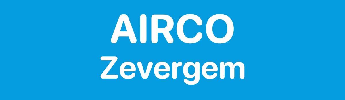 Airco in Zevergem