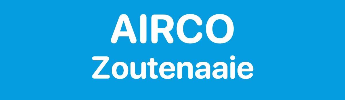 Airco in Zoutenaaie
