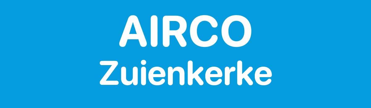 Airco in Zuienkerke