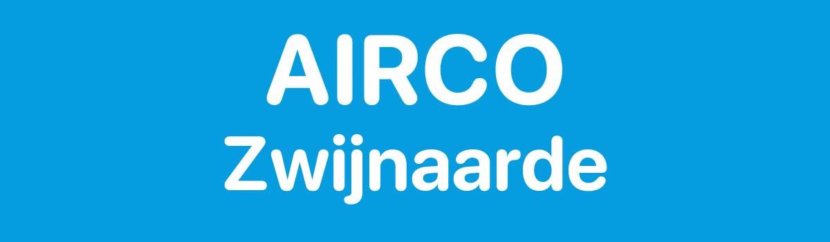 Airco in Zwijnaarde