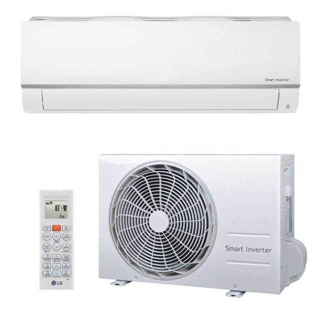 Airco split unit IZI Cool in Wange